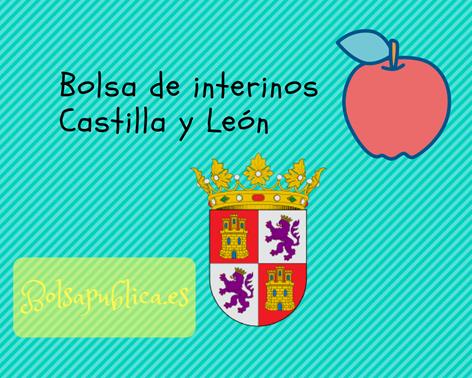 Profesores interinos Castilla y León