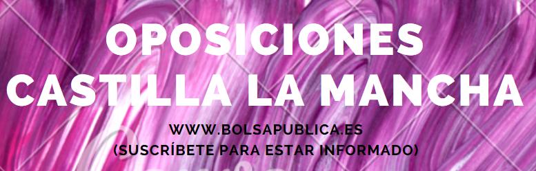 Oposiciones Castilla la Mancha secundaria, profesores educación