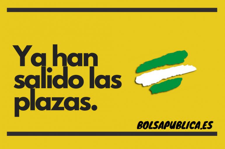 Plazas Oposiciones Andalucía 2018 profesores OEP 2018