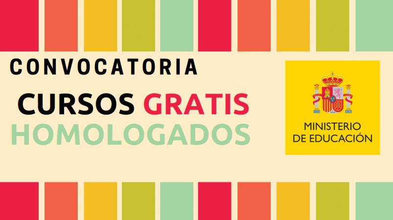 Cursos homologados profesores interinos baremo oposiciones maestros puntos