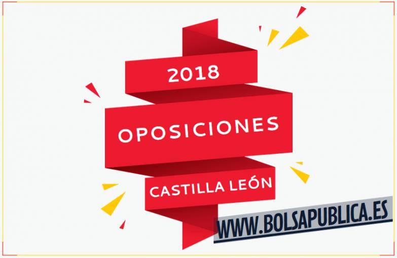 castilla león oposiciones borrador convocatoria 2018 profesores