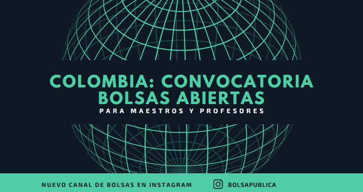 bolsa de trabajo para maestros y secundaria en colombia
