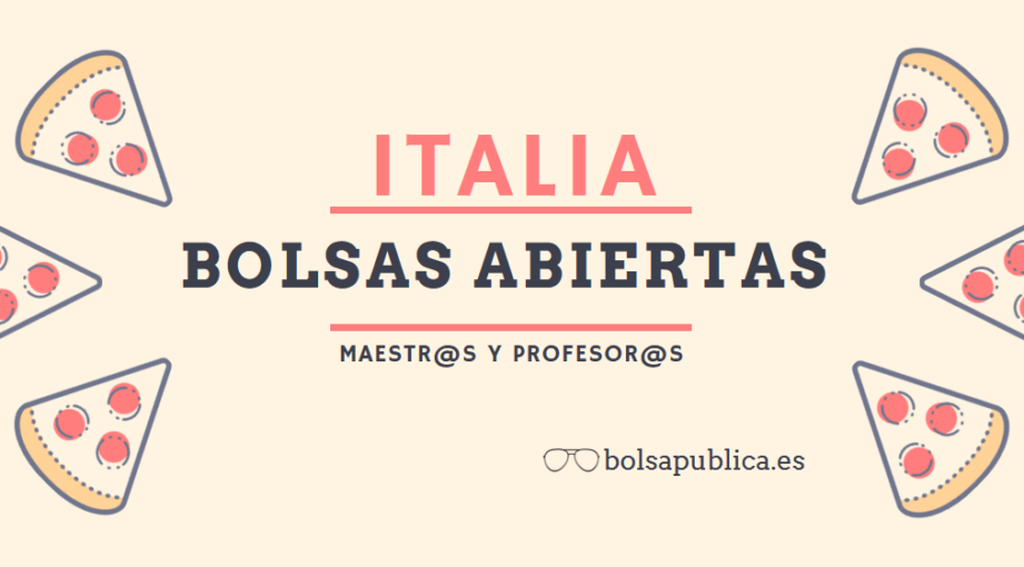 ser profesor en italia maestro