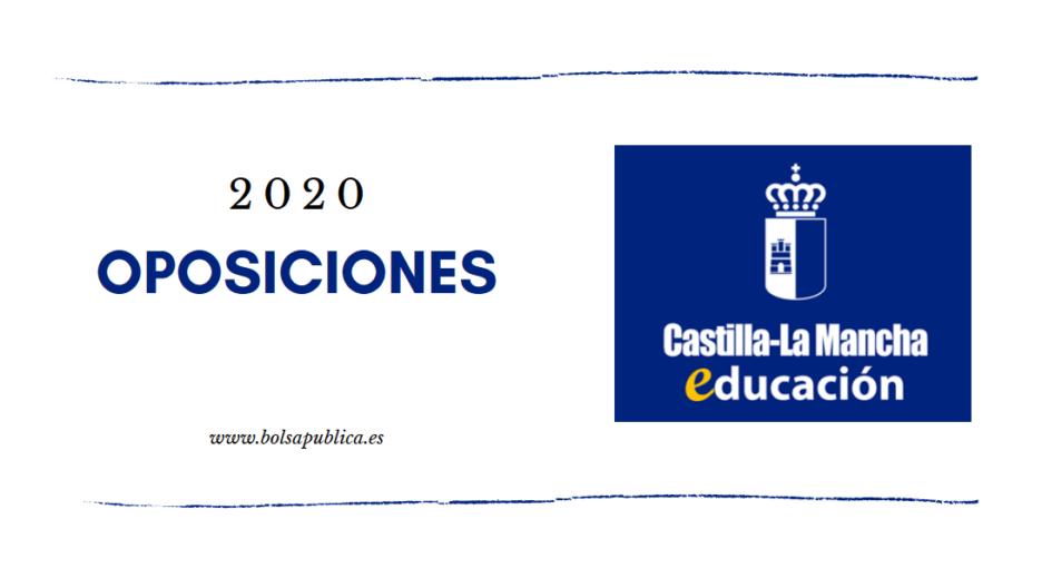 Oposiciones Secundaria Castilla la Mancha 2020