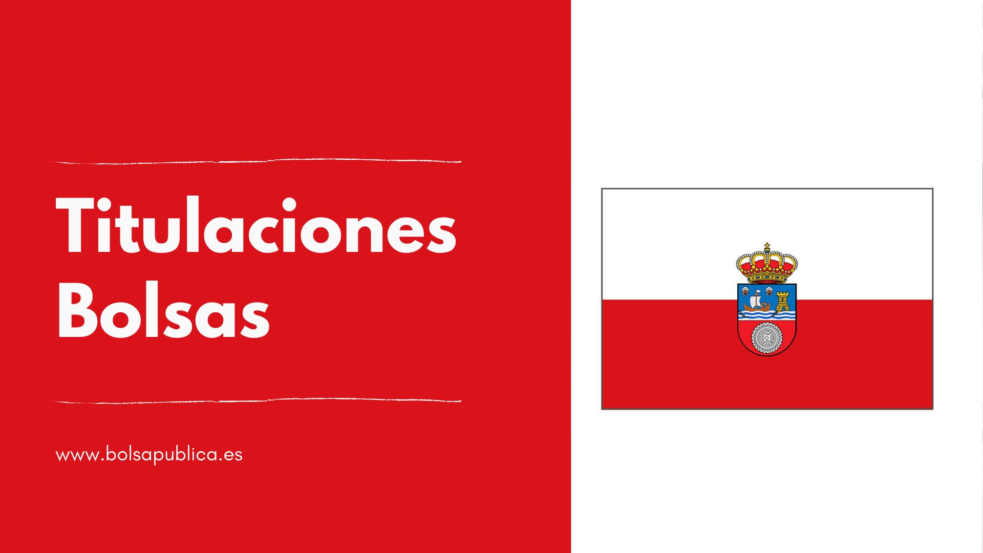 Titulaciones necesarias para entrar en las bolsas de interinos maestros y profesores de Cantabria
