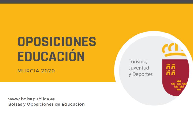 Oposiciones de Educación en Murcia listas de interinos