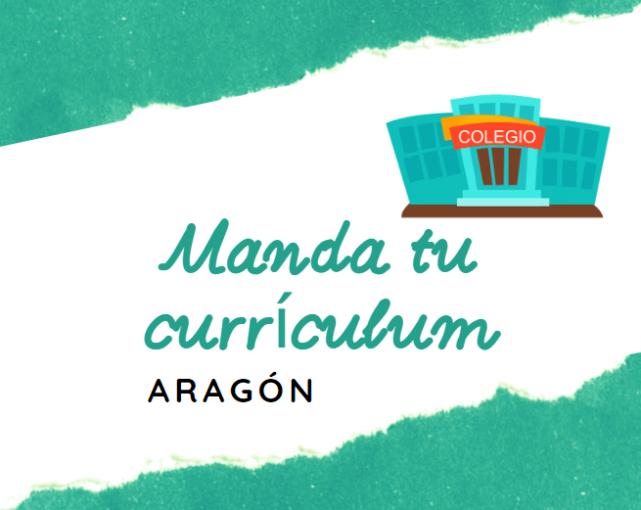 Mandar currículum a colegios privados de Aragón