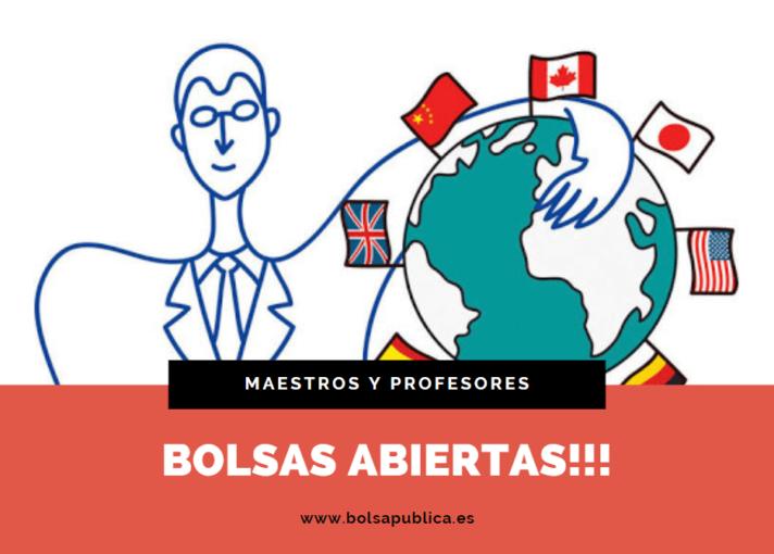 bolsas de trabajo docente en el extranjero