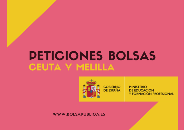 peticiones destinos maestros y profesores de Ceuta y Melilla