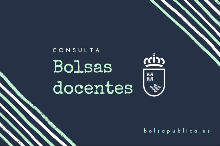 Consulta de bolsas docentes en Murcia