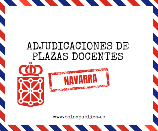 peticiones de plazas docentes en Navarra