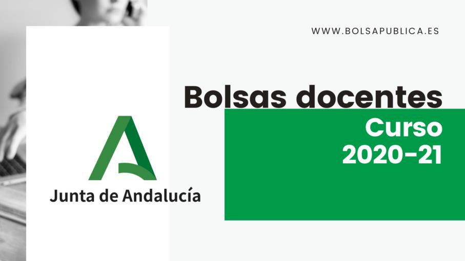 Bolsas de Educación en Andalucía para el curso 2020-21