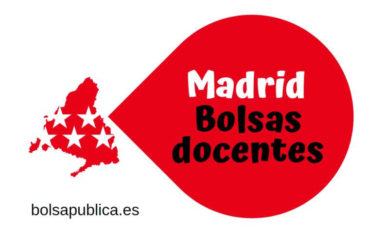 bolsas docentes en Madrid