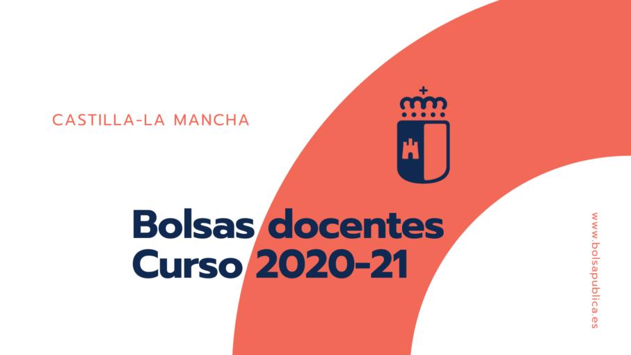 Bolsas docentes en Castilla La Mancha.