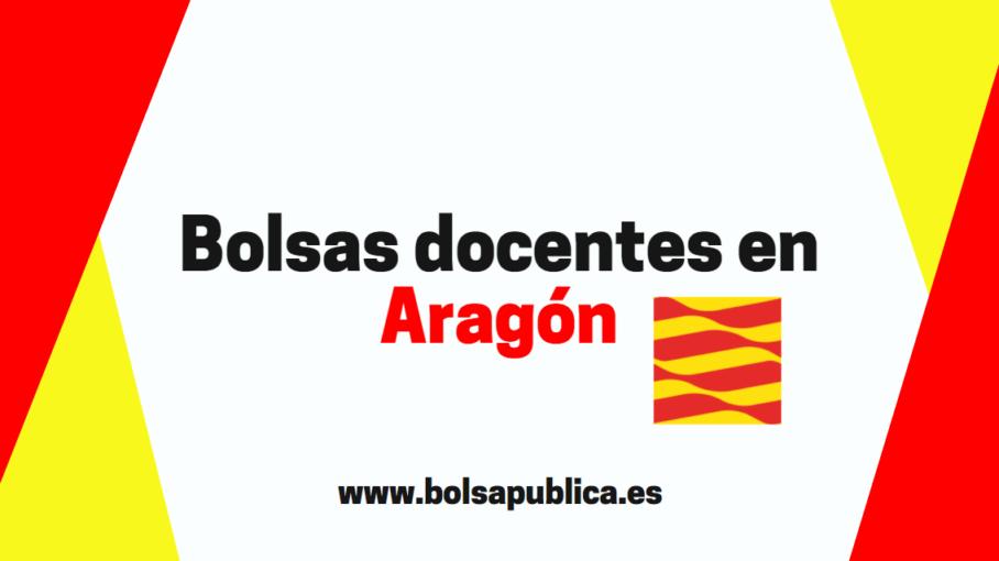 Bolsas docentes en Aragón_curso_2020_21