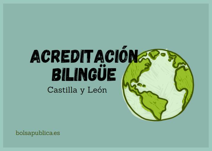 Habilitación docente bilingüe en Castilla y León