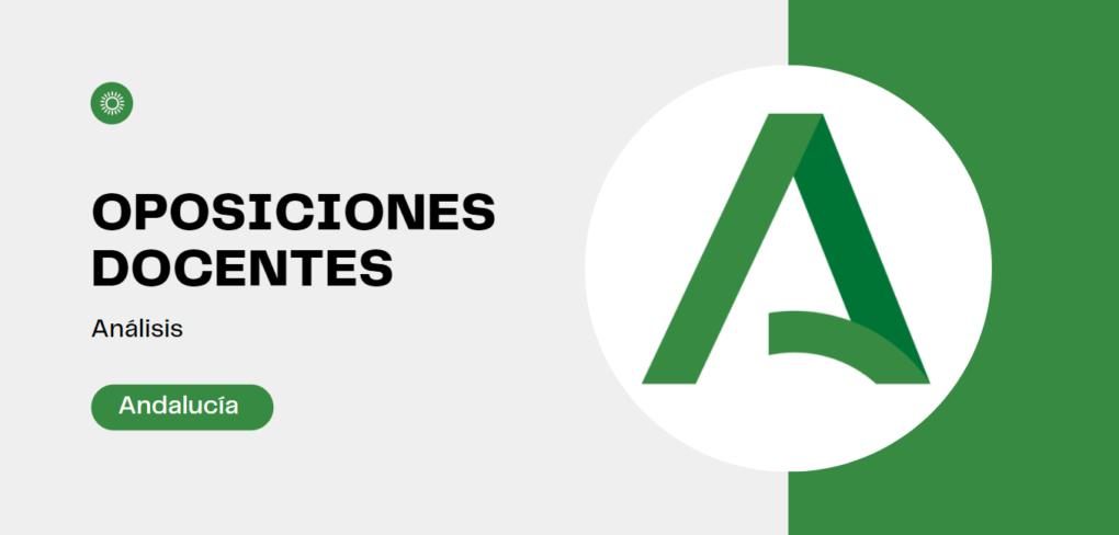 Oposiciones docentes en Andalucia