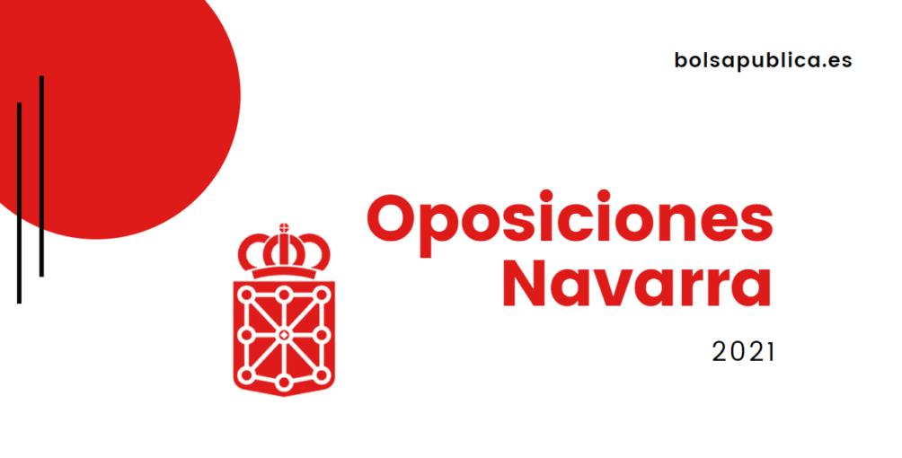 oposiciones docentes en Navarra 2021