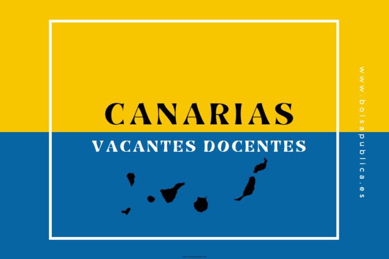 Nombramientos extraordinarios para docentes en Canarias