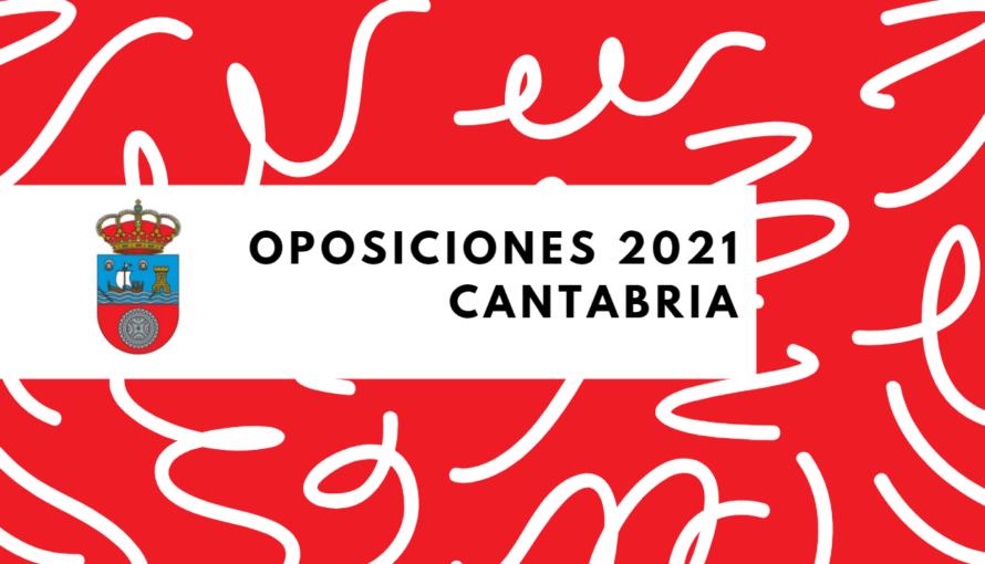 Oposiciones para profesores en Cantabria 2021