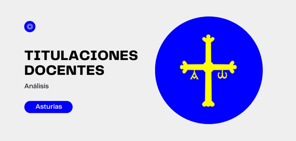 Titulaciones docentes bolsas Asturias
