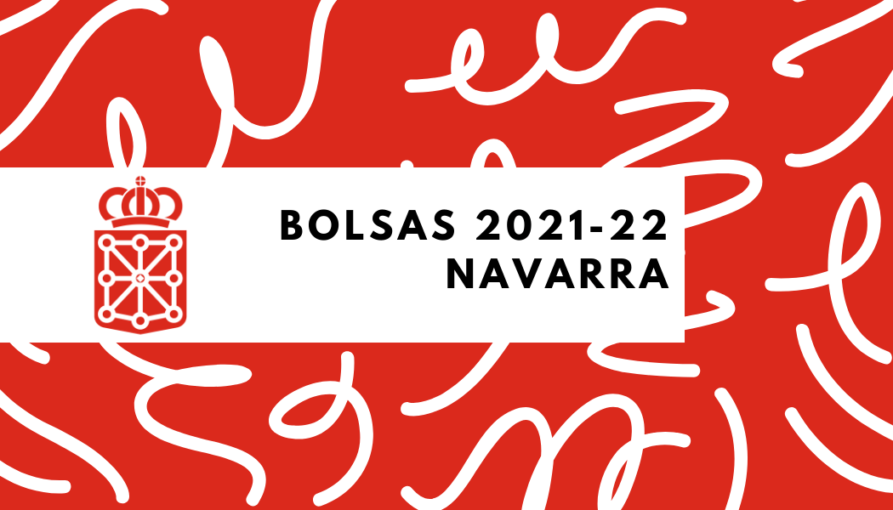 Bolsas docentes abiertas en Navarra Curso 2021-22